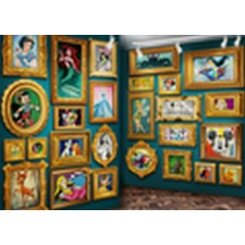 Puzzle Disney Multiproperty 9000 Teile