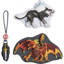 Magic Mags Schleich,Eldrador,Lava Dragon