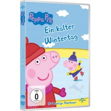 DVD Peppa Pig - Ein kalter Wintertag