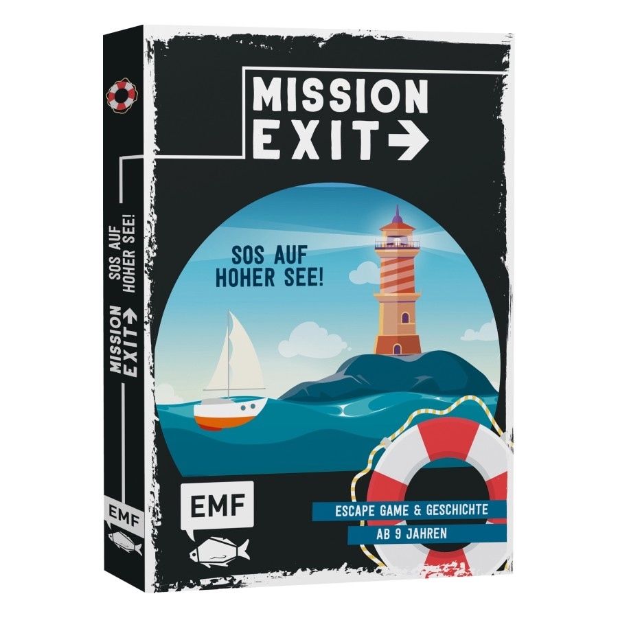 Mission: Exit _  SOS auf hoher See!
