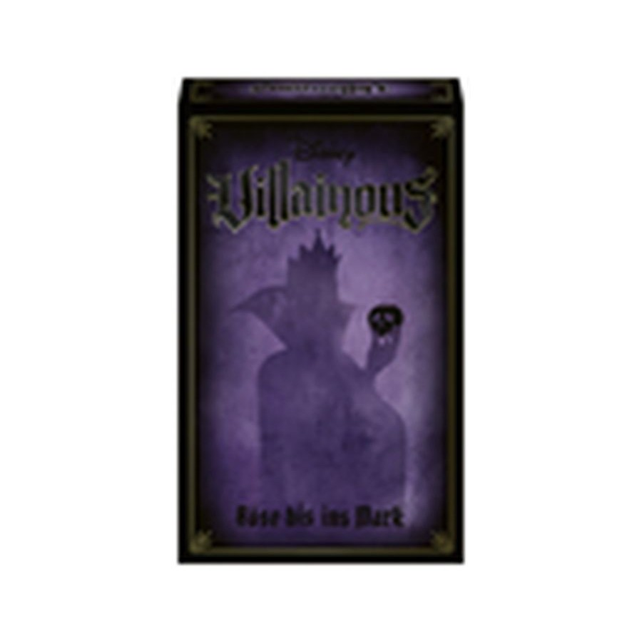 Ravensburger 26400 Disney Villainous-Böse aufs Mark