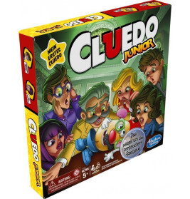 Hasbro C1293398 Cluedo Junior