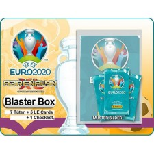 Panini UEFA EURO 2020 Adrenalyn XL Blasterbox