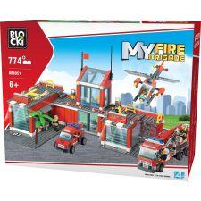 Blocki MyFire Feuerwehrhauptquartier