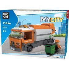 Blocki MyCity Müllauto