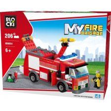 Blocki MyFire Feuerwehr-Spritzenwagen