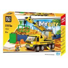 Blocki MyCity Autokran