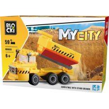 Blocki MyCity Sandlaster