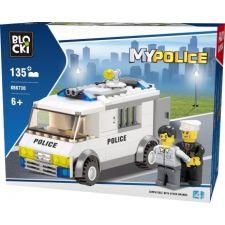 Blocki MyPolice Gefangenentransporter
