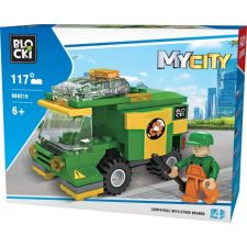 Blocki MyCity Kehrmaschine