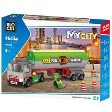 Blocki MyCity Tanklaster