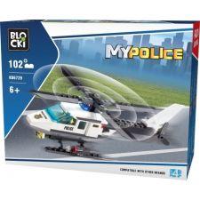 Blocki MyPolice Helikopter