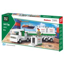 Blocki Raben Container-LKW