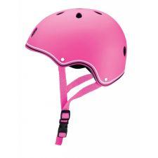 Globber Helm Junior neon pink XS/S Gr. 51-54