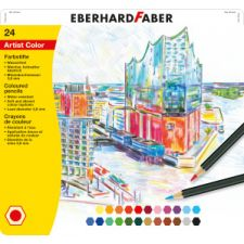 Farbstift Artist Color 24er Blech