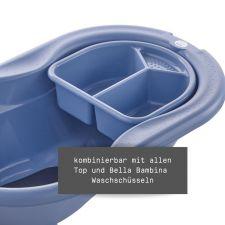 TOP Badewanne cool blue