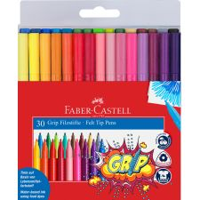 Filzstift Grip Colour Marker 30er Etui