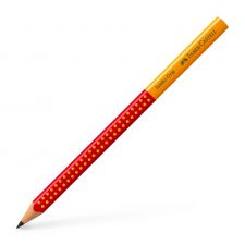Graphite pencil Grip 2001 Two Tone red