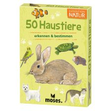 Expedition Natur 50 Haustiere