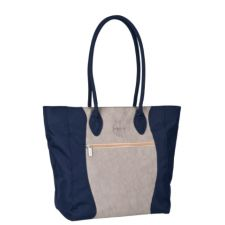 Casual Tote Bag navy