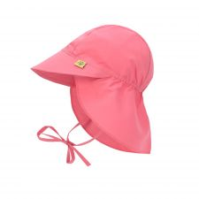 Sun Protection Flap Hat Sugar Coral