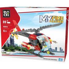 Blocki MyFire Helikopter