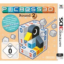 3DS Picross 3D: Round 2
