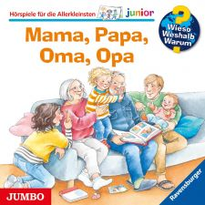 CD WWW Junior - Mama, Papa