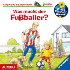 CD 68 WWW Junior - Was macht der Fussballer
