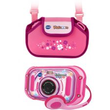 KidiZoom Touch 5.0 pink inkl. Tasche Bundle