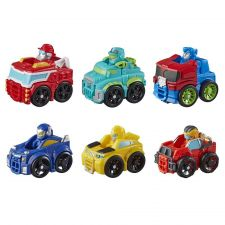Transformer Rescue Bots Academy Mini Flitzer