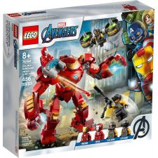 Marvel SH Iron Man Hulkbuster