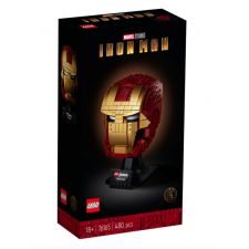 Marvel SH Iron Mans Helm