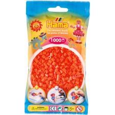 HAMA Perlen, orange, 1.000 Stück