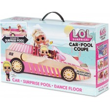 L.O.L. Surprise Car- Pool Coupe