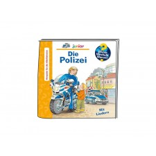 Tonies WWW Junior Polizei
