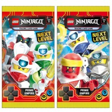 "LEGO Ninjago 5""Next Level"" Trading Cards Booster"