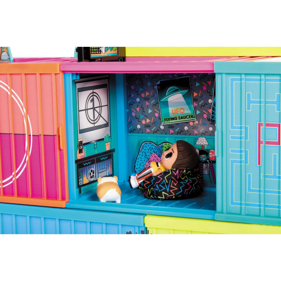 L.O.L. Surprise Clubhouse Playset