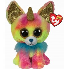 TY YIPS CHIHUAHUA W/HORN - BOO MED