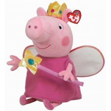 TY PEPPA PIG PRINCESS BUDDY