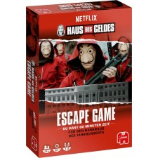 Haus des Geldes - Escape Game