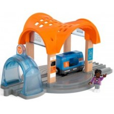 BRIO 63397300 Action Tunnel Station (Smart T