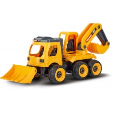 2,4GHz First Backhoe Loader RC