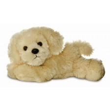 Mini Flopsies - Bailie Golden Retriever 20cm