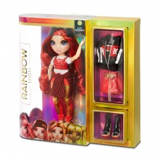 Rainbow Surprise Fashion Doll- Ruby Anderson