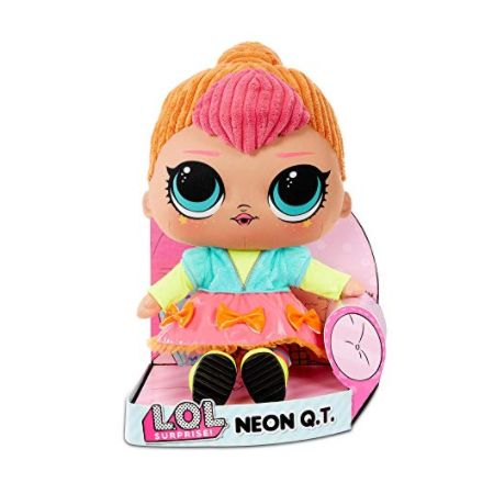 L.O.L.Surprise Plush-Neon QT