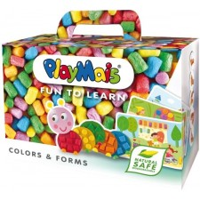 PlayMais Fun to learn Colors & Forms