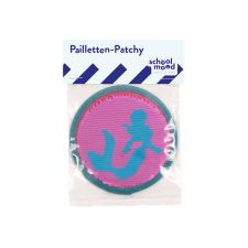 Pailletten Patchy Meerjungfrau