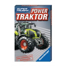 Ravensburger 203079  Quartett Power Traktor