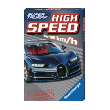 Ravensburger 203239  Quartett High Speed